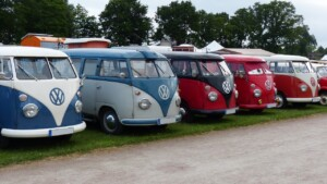 VW Bus generation, The Generations of the Iconic VW Bus