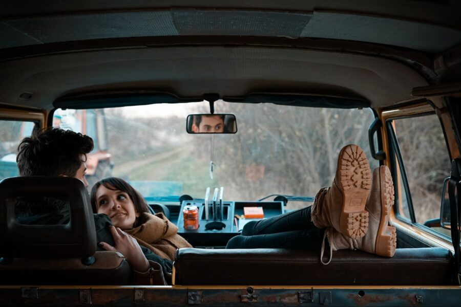 Vw Bus, Sharing Space; How to Stay Sane as a Couple in Your VW Bus